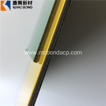 4MM Aluminum Composite Wall Decorative Plastic Panels
